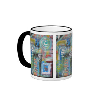 Constant Velocity 11 Ringer Mug