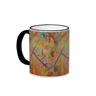 Constant Velocity 2 Ringer Mug