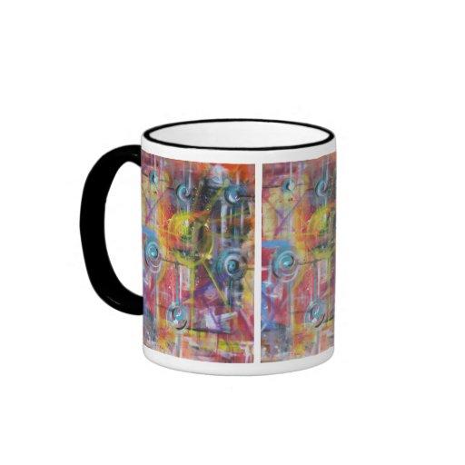 Constant Velocity 4 Coffee Mug