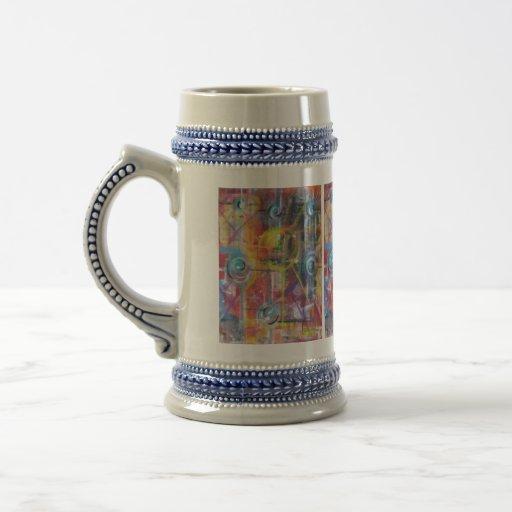 Constant Velocity 4 Coffee Mugs