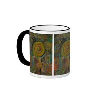 Constant Velocity 5 Ringer Coffee Mug