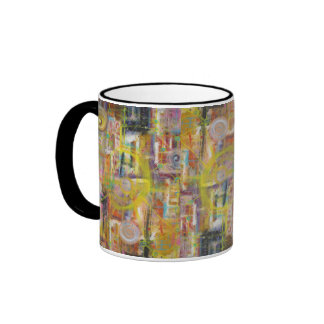 Constant Velocity 6 Ringer Coffee Mug