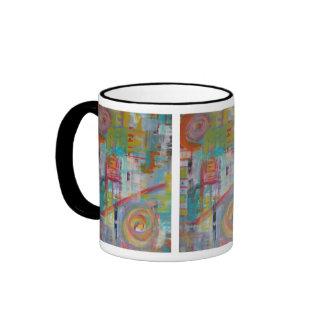 cONSTANT vELOCITY 6 Ringer Mug
