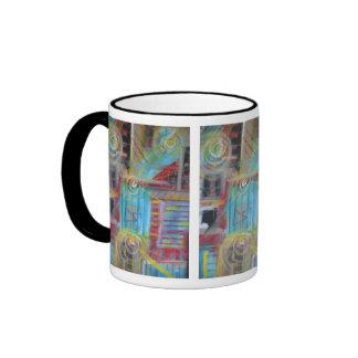 Constant Velocity 7 Ringer Mug