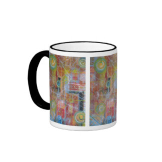 Constant Velocity 8 Ringer Mug