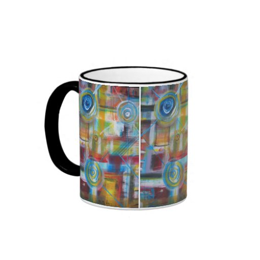 Constant Velocity 9 Coffee Mugs