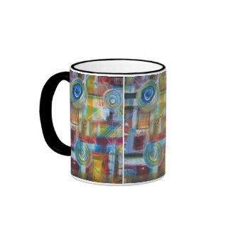 Constant Velocity 9 Ringer Mug