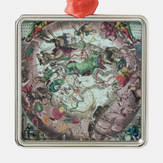 Constellations of the Southern Hemisphere Christmas Ornament