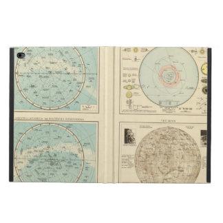 Constellations, Solar System, Moon