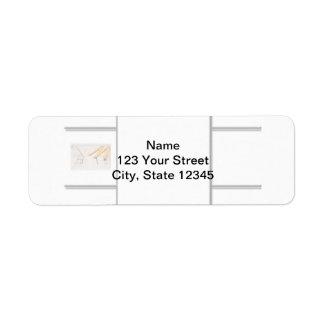 Construction Divergence Return Address Label