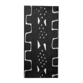 Contemporary: African Style Design Napkin
