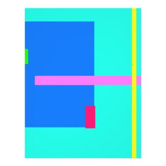 Contemporary Full Colour Flyer