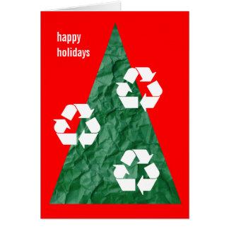 Contemporary Holiday Card
