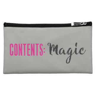 Contents: Magic Cosmetic Bags