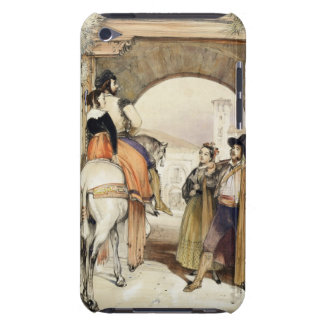 Contrabandistas, from 'Sketches of Spain', engrave Barely There iPod Case