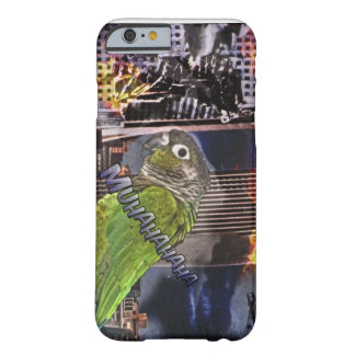 Conure chaos barely there iPhone 6 case