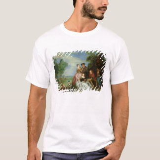 Conversation in a Park T-Shirt