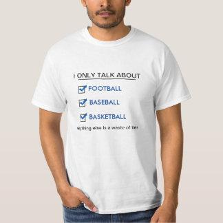 Conversation Starter (or ender) T-Shirt