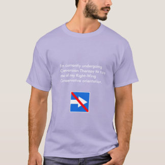 Conversion Therapy T-Shirt