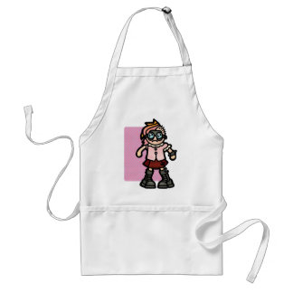 cook this. standard apron