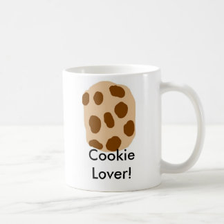 Cookie Lover Mug