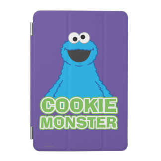 Cookie Monster Character Art iPad Mini Cover