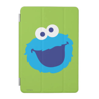 Cookie Monster Face iPad Mini Cover