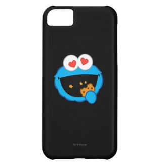 Cookie Smiling Face with Heart-Shaped Eyes iPhone 5C Case