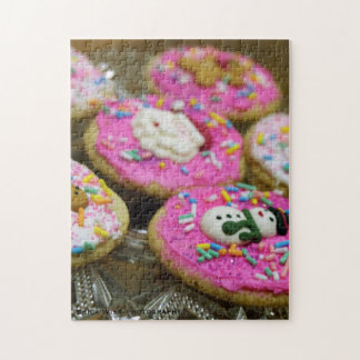 Cookies for Santa Jigsaw Puzzle