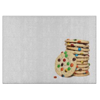 Cookies Glass Cutting Board