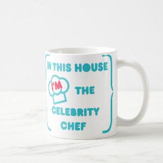 Cooking Like a Celeb Chef Coffee Mug