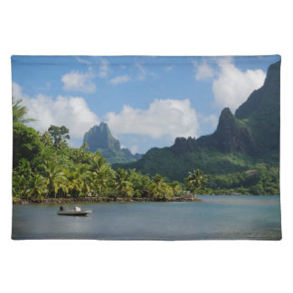 Cook's Bay, Moorea placemat
