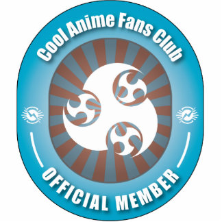 Cool Anime Fans Club Photo Cut Out