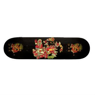 Cool Aztec Design 20.6 Cm Skateboard Deck