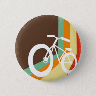 Cool Bike 6 Cm Round Badge
