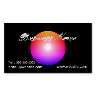 Cool Business Card Magnet 2 Magnetic Business Cards