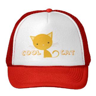Cool Cat - cap Trucker Hat