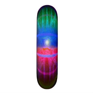 Cool Colors Skateboard
