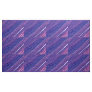 Cool Diagonal Purple Fabric