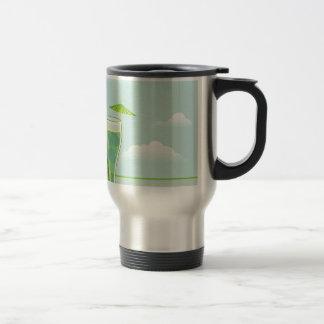 Cool Drink vector Travel Mug