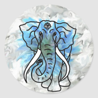 Cool Elephant Stickers