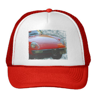 Cool European Car Alfa Romeo Spider Cap