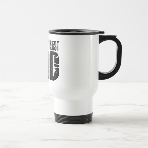 Cool Fathers and Dads : Worlds Coolest Dad Coffee Mug