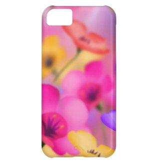 Cool Flowers iPhone 5C Case