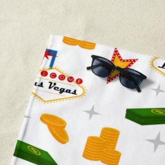 Cool Gambling Casino motel pool side towel