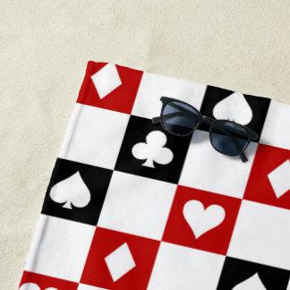 Cool Gambling Casino motel pool towel