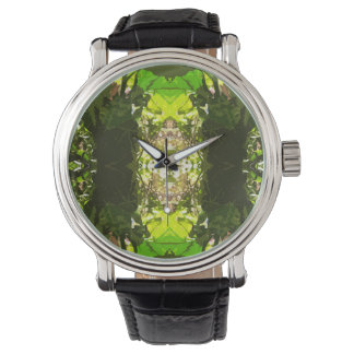 cool geometric nature watch