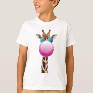 Cool Giraffe and Bubblegum T-Shirt