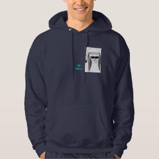 cool girl hoodie