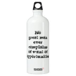 Cool great simple wisdom philosophy tao sentence t SIGG traveller 1.0L water bottle